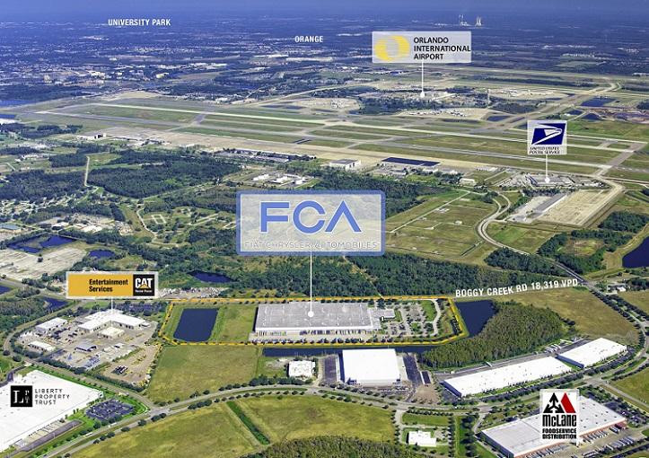Chrysler-Automobiles-Distribution-Facility-For-Sale-Orlando
